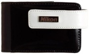NIKON BLACK CASE (PU) for S3100/S4100/S2500