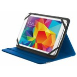 "case TRUST Universal 7-8"" - Primo folio Stand for tablets (Blu)"