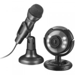 TRUST SpotLight streaming pack (webcam and microphone)