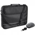 TRUST Mouse with Carry bag (18902) Black