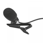 it TRUST Lava USB clip-on microphone