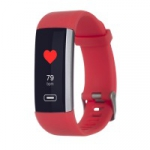 Fit Band HR BP F010 - Фитнес трекер (Red)