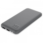 PURIDEA S3 15000mAh Li-Pol Grey & White