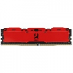 GOODRAM DDR4 8Gb 3000MHz CL16 IRDM X 1024x8 RED