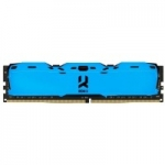GOODRAM DDR4 8Gb 3000MHz CL16 IRDM X 1024x8 BLUE