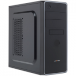 LOGICPOWER 1702 500W 12cm Black case chassis cover
