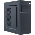 LOGICPOWER 1712 500W 12cm Black case chassis cover