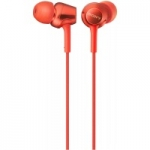 SONY MDR-EX255AP Red