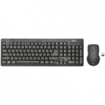 TRUST Ziva wireless keyboard with mouse UKR