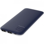 PURIDEA S4 6000mAh Li-Pol Rubber Blue & White