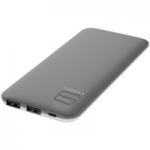 PURIDEA S4 6000mAh Li-Pol Rubber Grey & White