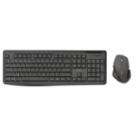 TRUST Evo wireless keyboard with mouse ENG/RUS/UKR
